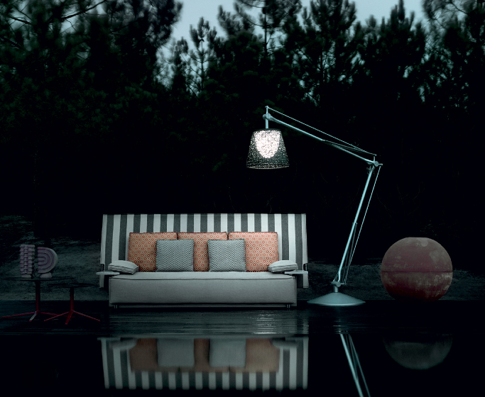 outdoor furniture Philippe Starck Designs Outdoor Furniture Collection for B&B Italia featured 3 1