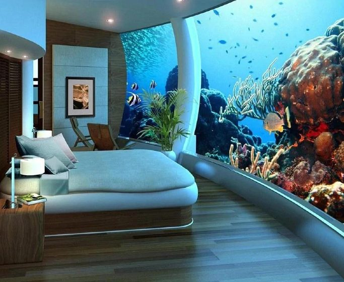 underwater hotels Best Underwater Hotels: Revel In the Ultimate Hospitality Experience featured 3 683x560