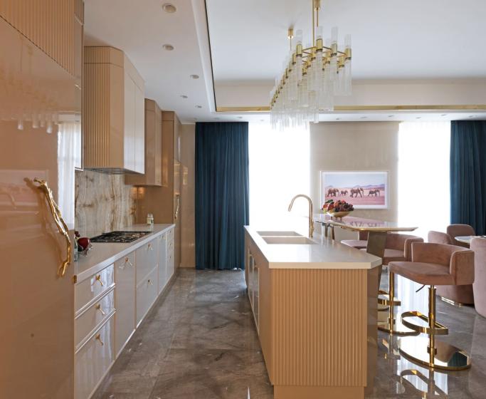 kitchen ideas Kitchen Ideas: 12 Exceptional Interiors Featuring Cabinet Hardware featured image