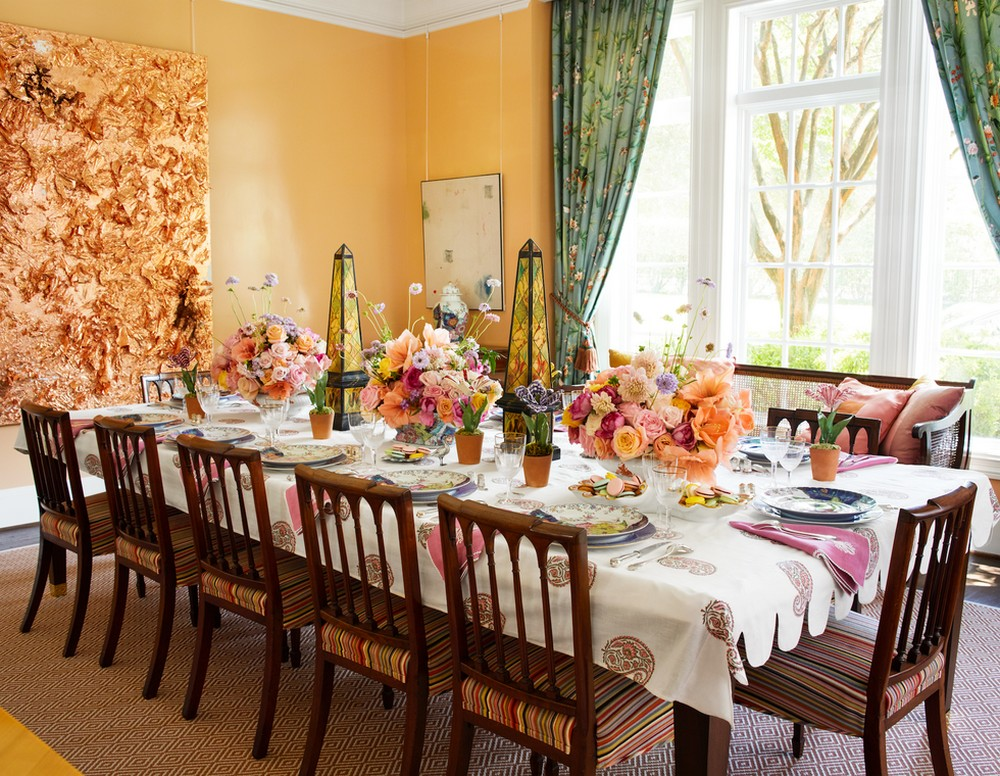 9 Designer Dining Room Ideas that Will Call for a Home Remodel 3