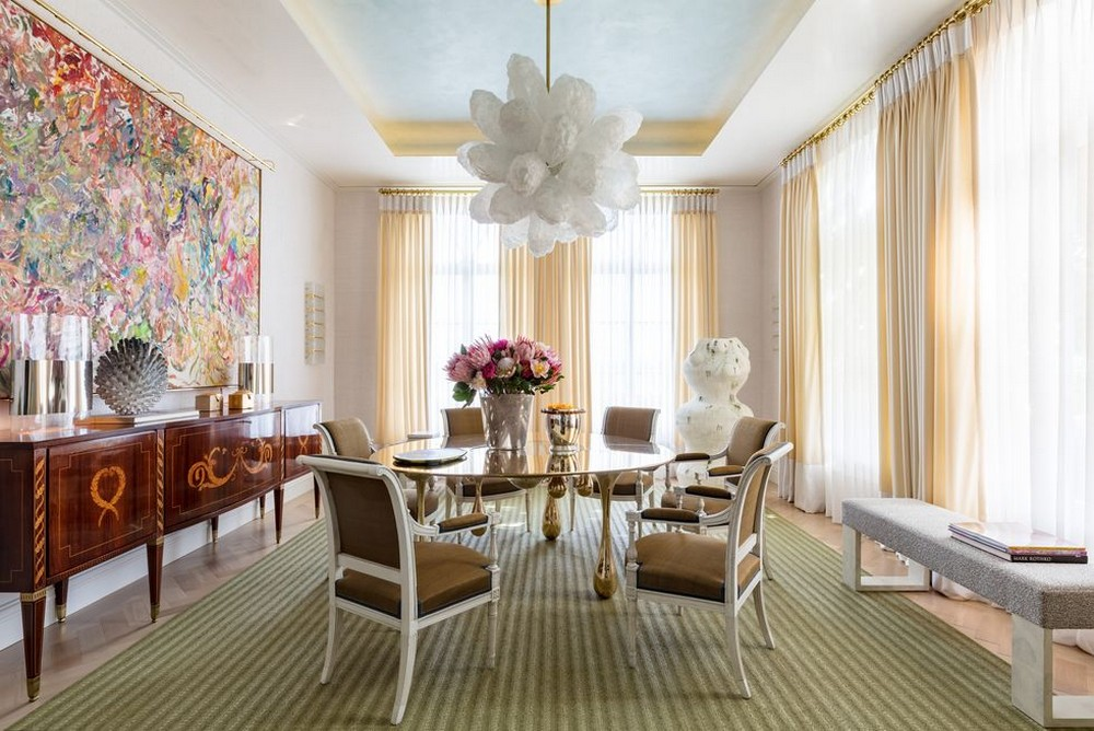 9 Designer Dining Room Ideas that Will Call for a Home Remodel 6