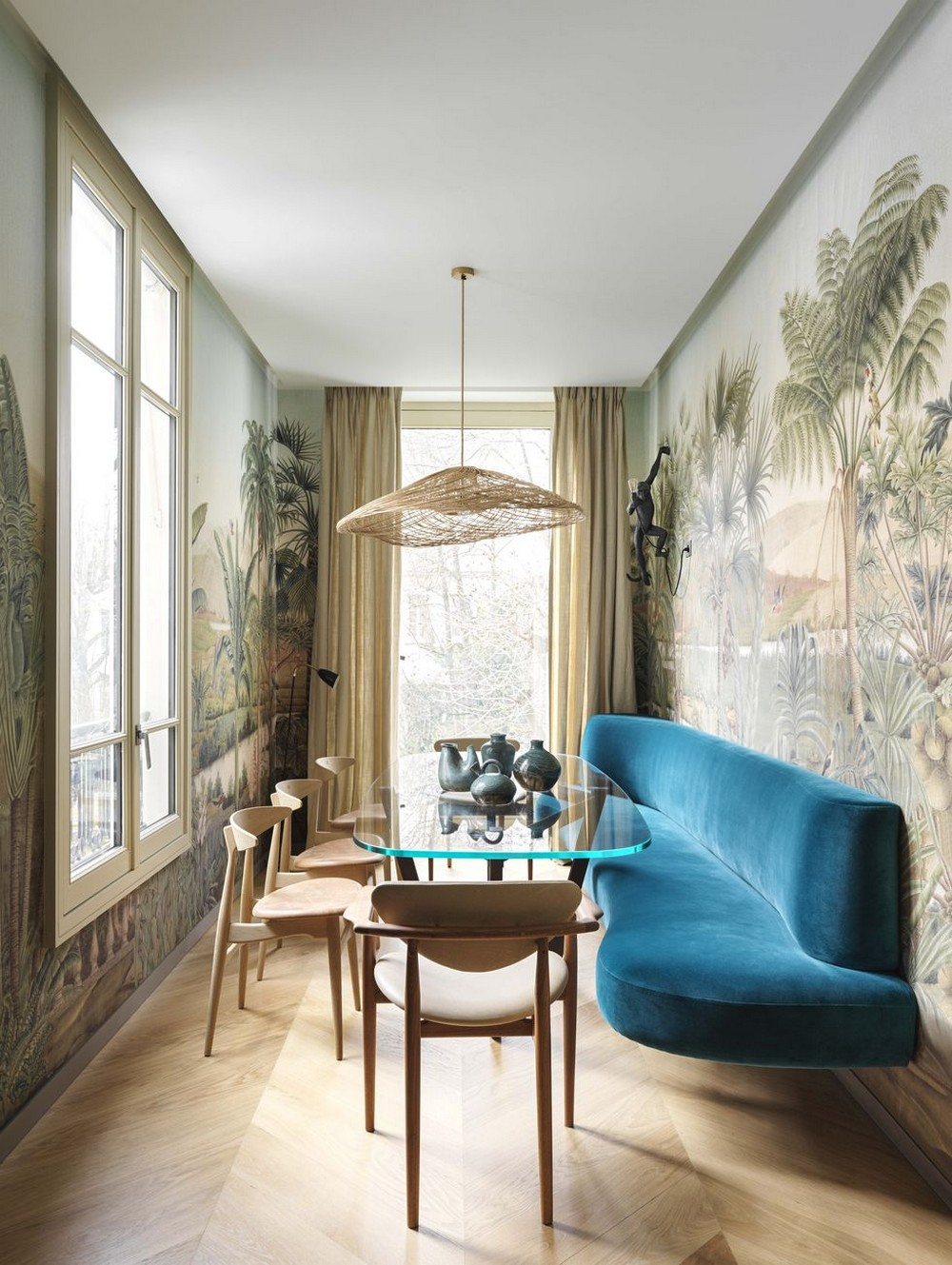 9 Designer Dining Room Ideas that Will Call for a Home Remodel 9