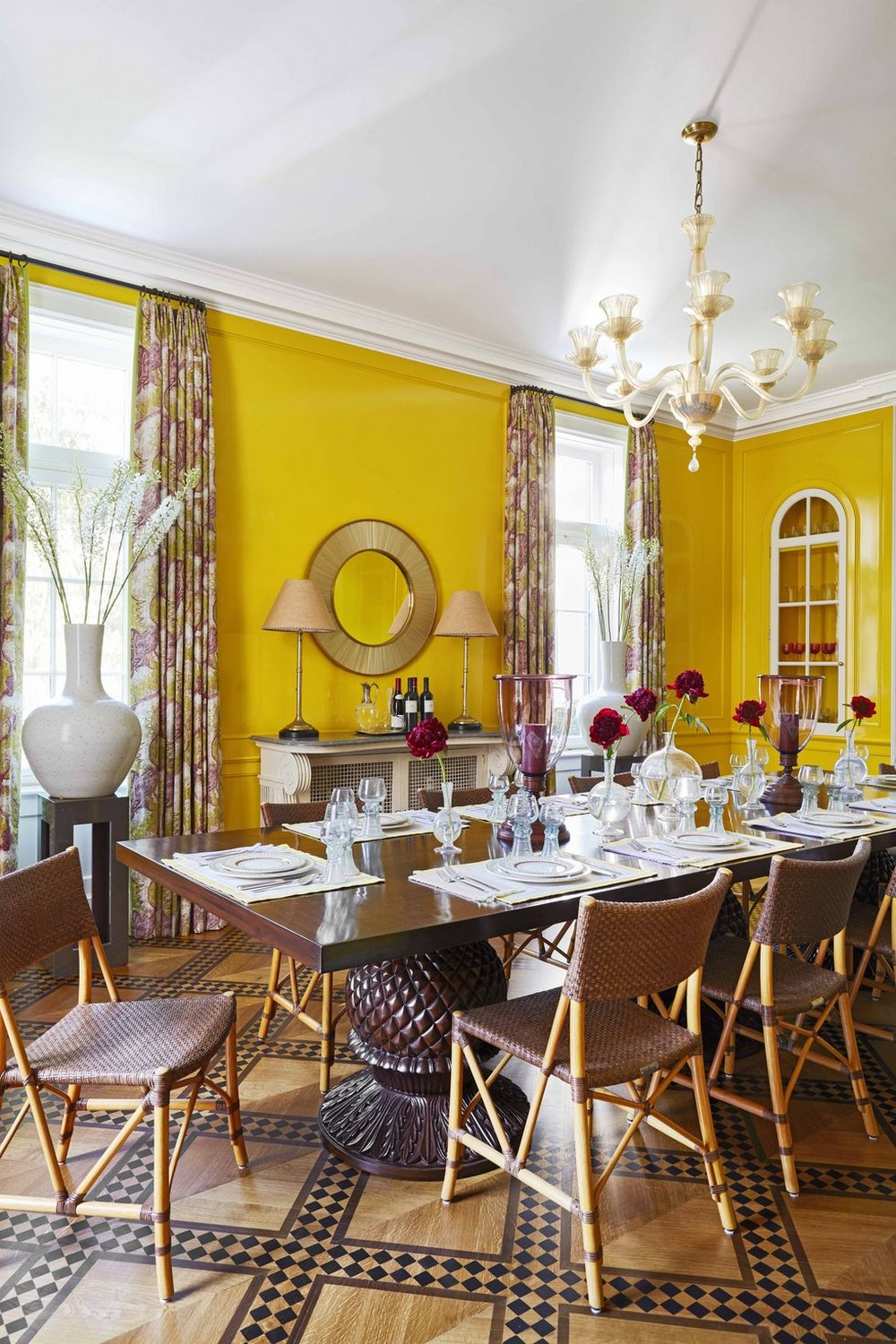 9 Designer Dining Room Ideas that Will Call for a Home Remodel 9 dining room ideas 9 Designer Dining Room Ideas that Will Call for a Home Renovation 9 Designer Dining Room Ideas that Will Call for a Home Remodel 9
