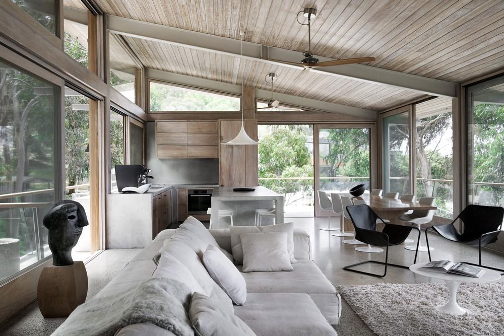 contemporary design Contemporary Design: Minimal Australian Beach House by Rob Mills Contemporary Design Minimal Australian Beach House by Rob Mills 3