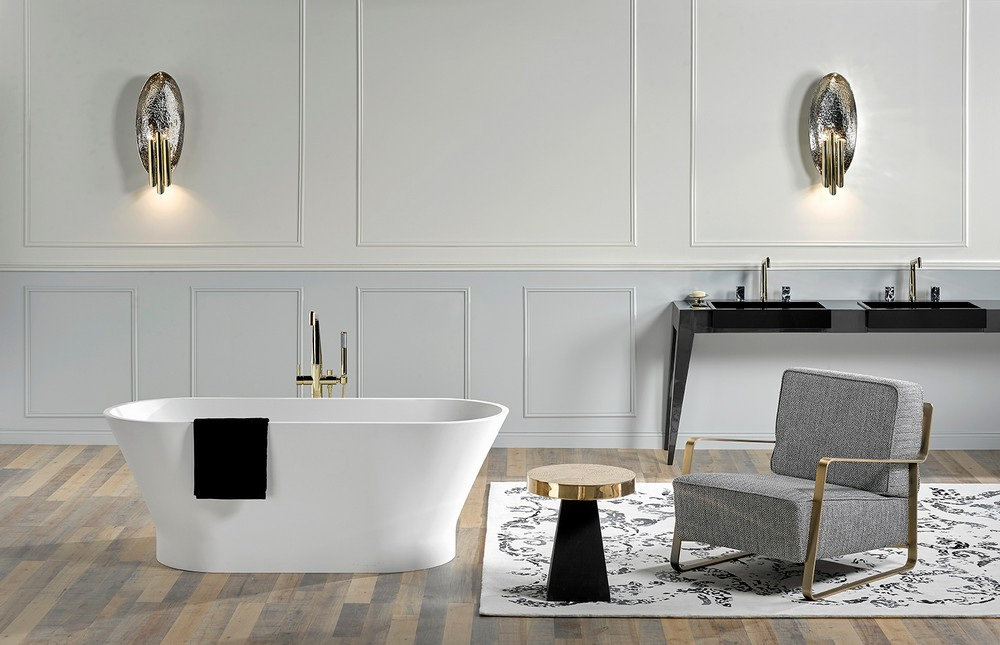 luxury bathrooms Luxury Bathrooms: See 6 of the Most Iconic Collections Ever Designed Luxury Bathrooms See 6 of the Most Iconic Collections Ever Designed 1
