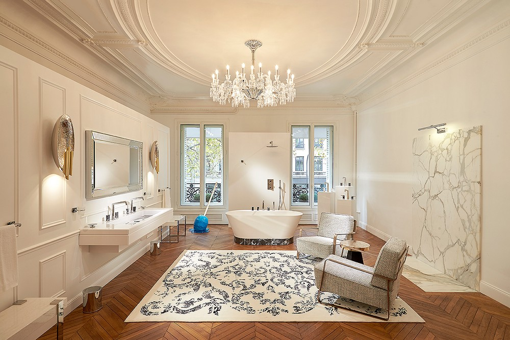 Luxury Bathrooms See 6 of the Most Iconic Collections Ever Designed 9