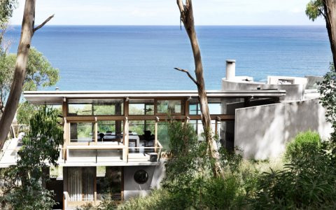 contemporary design Contemporary Design: Minimal Australian Beach House by Rob Mills featured 480x300