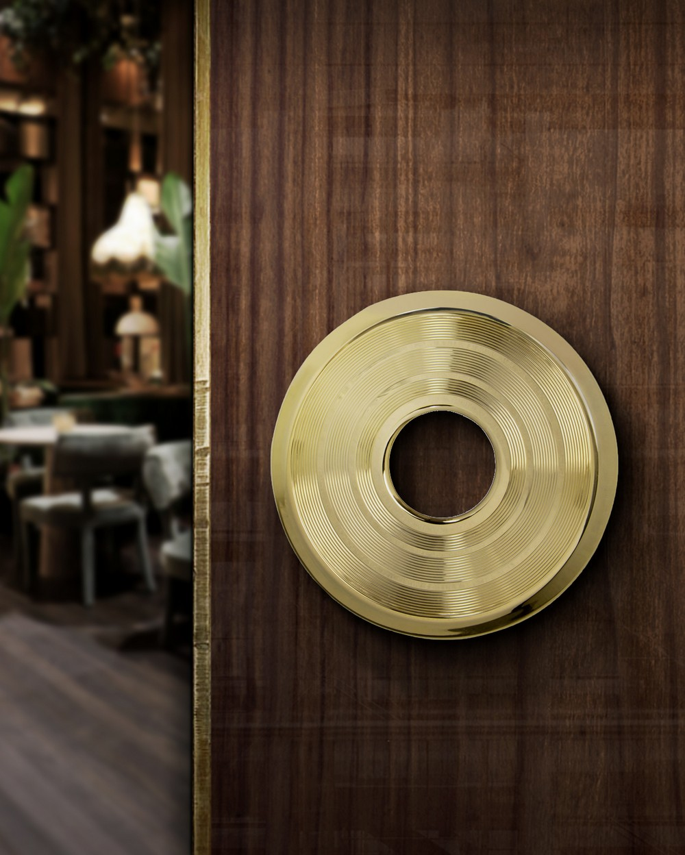 Hospitality Design The Best Door Pulls to Use in Fashionable Projects 8