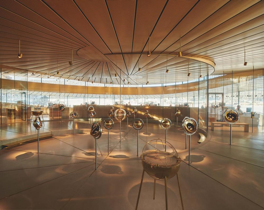 architecture news Architecture News: Musée Atelier Audemars Piguet Officially Opens Architecture News Mus  e Atelier Audemars Piguet Officially Opens 6