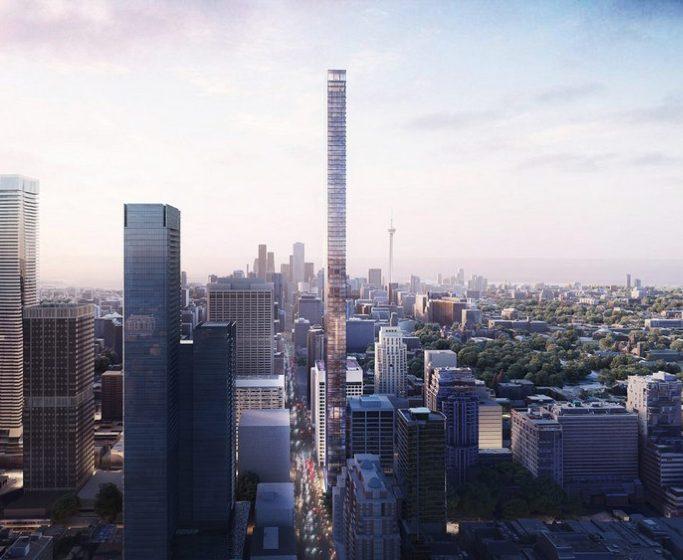 residential skyscraper Herzog & de Meuron Set to Design Residential Skyscraper in Toronto Herzog de Meuron Set to Design Residential Skyscraper in Toronto 1 featured 683x560