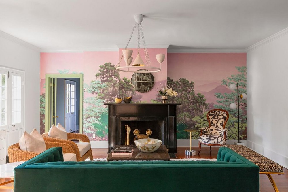 Summer Trends Find the Best Colors to Use in Interior Decoration 5