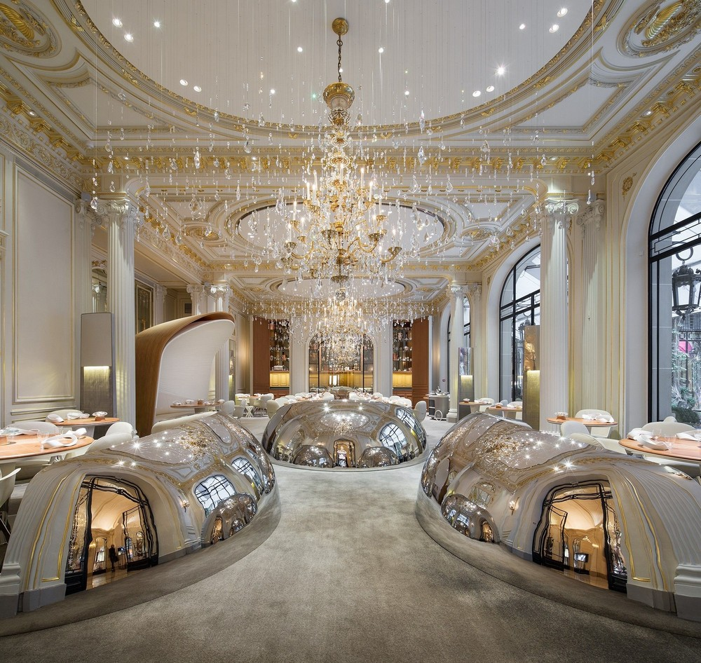 The Most Intriguing Designs Found in World-Renowned Luxury Restaurants 1 luxury restaurants The Most Intriguing Designs Found in World-Renowned Luxury Restaurants The Most Intriguing Designs Found in World Renowned Luxury Restaurants 1