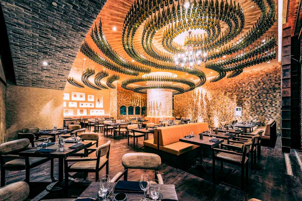 The Most Intriguing Designs Found in World-Renowned Luxury Restaurants 3 luxury restaurants The Most Intriguing Designs Found in World-Renowned Luxury Restaurants The Most Intriguing Designs Found in World Renowned Luxury Restaurants 3