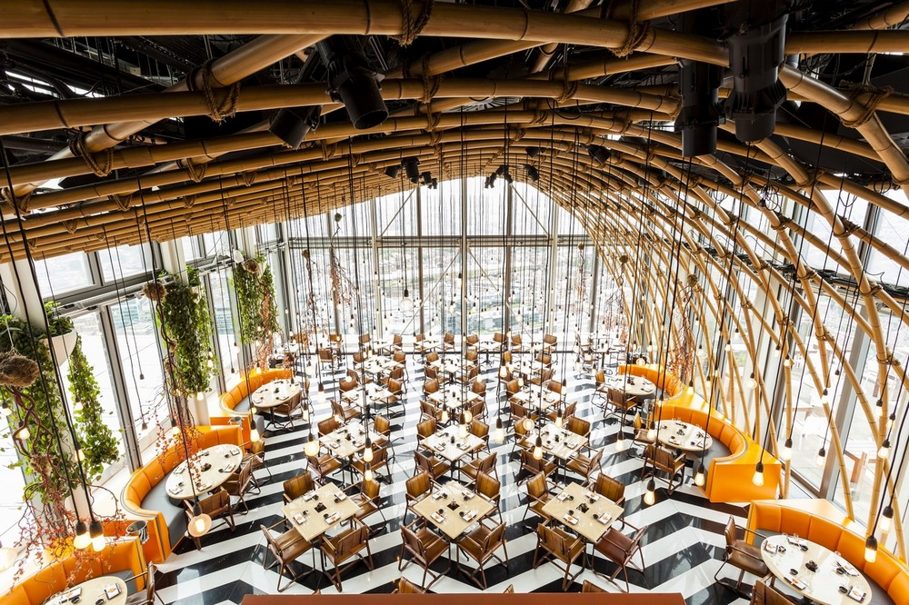 The Most Intriguing Designs Found in World-Renowned Luxury Restaurants 5 luxury restaurants The Most Intriguing Designs Found in World-Renowned Luxury Restaurants The Most Intriguing Designs Found in World Renowned Luxury Restaurants 5