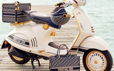 luxury design Luxury Design: Dior & Vespa Join Forces to Create Marvelous Motorcycle featured 19 480x300