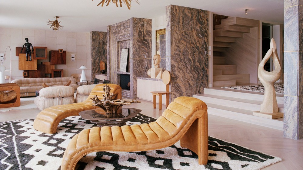 Marble Used as Decor Weapon of Choice by Top Interior Designers 1