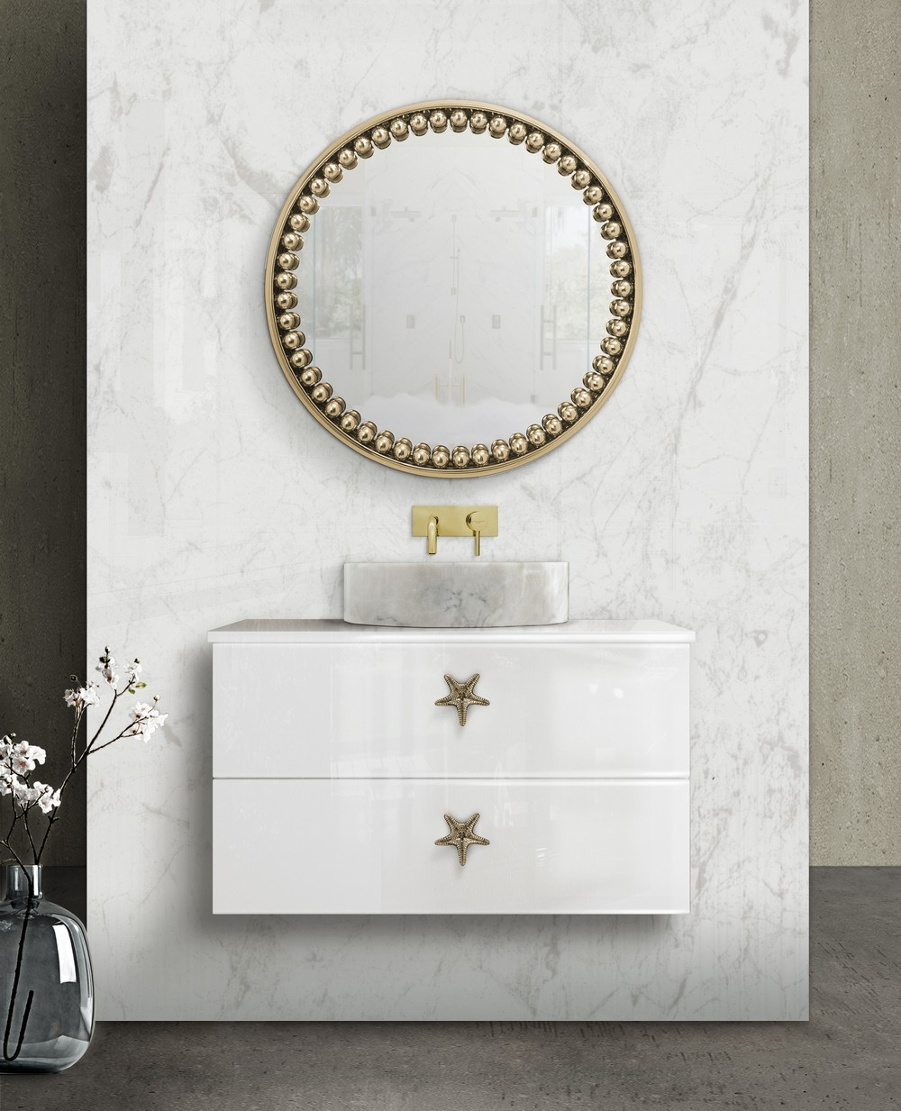 Marble Used as Decor Weapon of Choice by Top Interior Designers 2