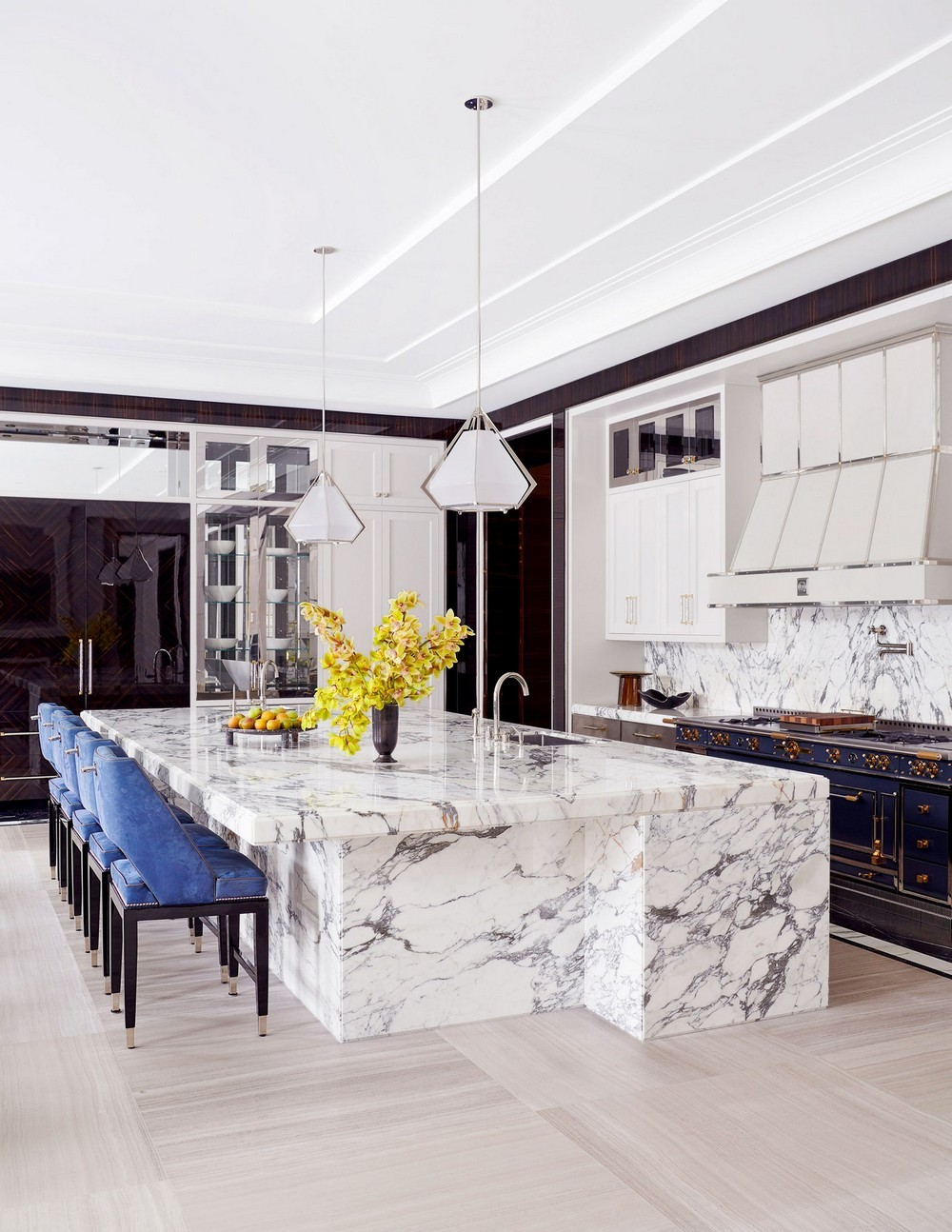 Marble Used as Decor Weapon of Choice by Top Interior Designers 5