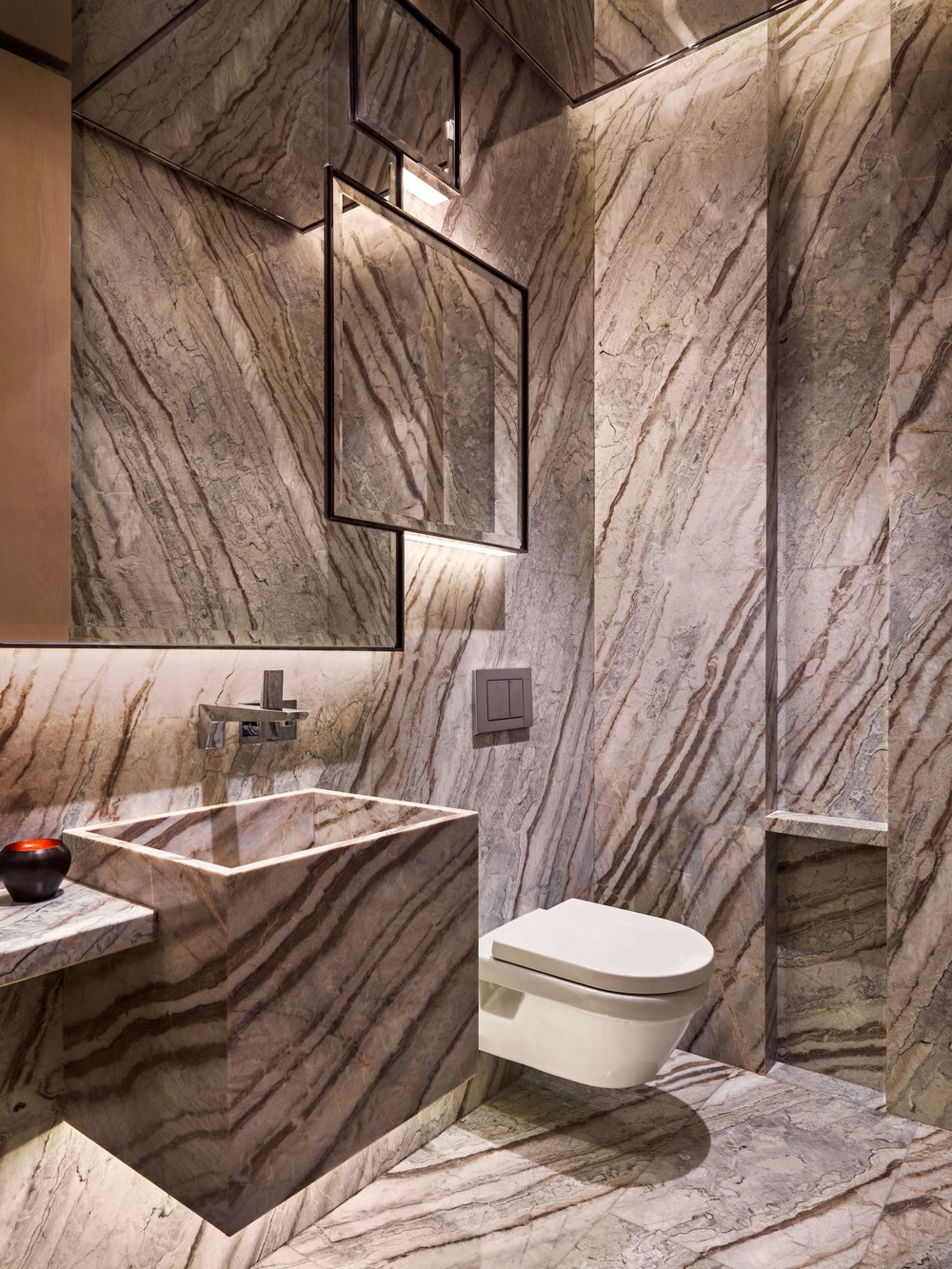 Marble Used as Decor Weapon of Choice by Top Interior Designers 6