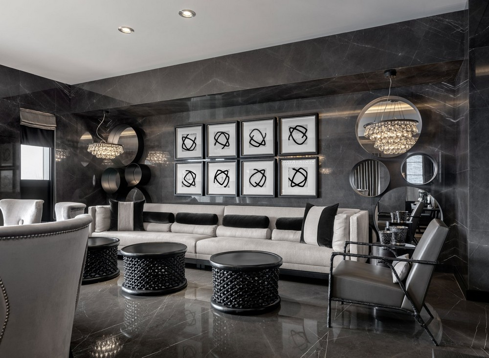 Marble Used as Decor Weapon of Choice by Top Interior Designers 8