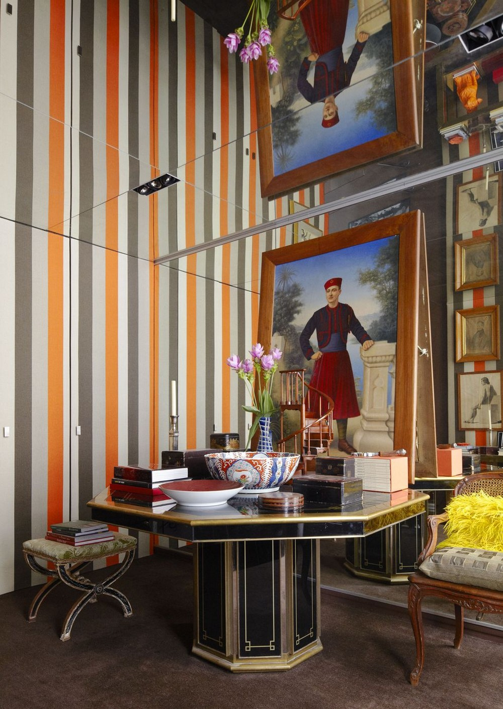 Bohemian Design Add a More Eclectic Touch to Your Home Interiors 5 bohemian design Bohemian Design: Add a More Eclectic Touch to Your Home Interiors Bohemian Design Add a More Eclectic Touch to Your Home Interiors 5
