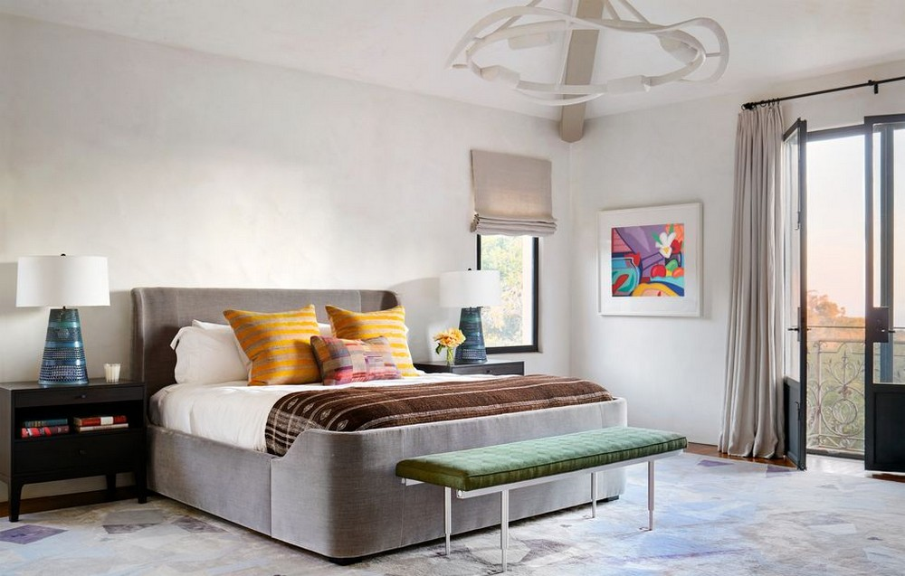 Modern Bedrooms 6 Interior Spaces to Draw Exquisite Design Ideas From 6