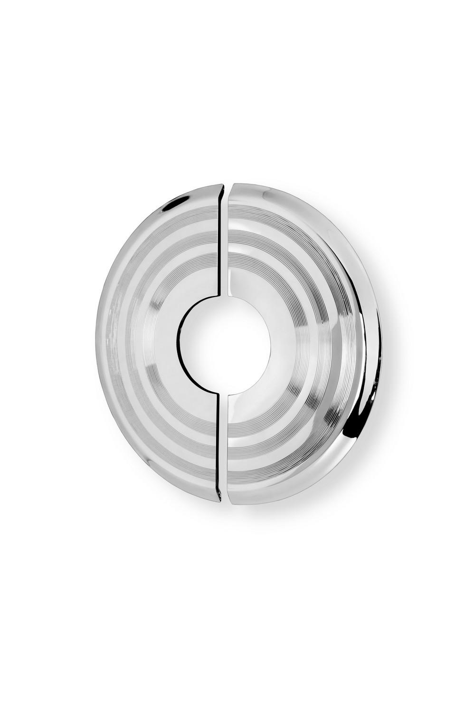 Admire 9 Exclusive Decorative Hardware Pieces in Lustrous Silver Tones 1