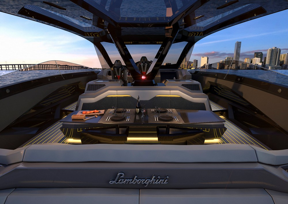 Luxury Yachts Revel in the Beauty of the Tecnomar for Lamborghini 63 4 luxury yachts Luxury Yachts: Revel in the Beauty of the Tecnomar for Lamborghini 63 Luxury Yachts Revel in the Beauty of the Tecnomar for Lamborghini 63 4
