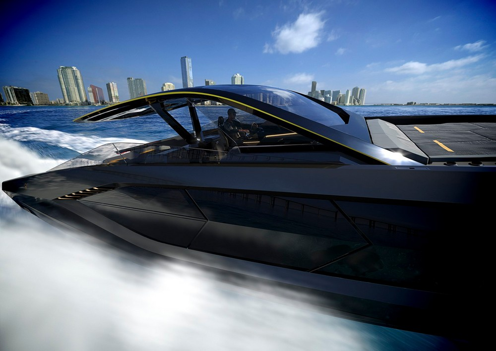 Luxury Yachts Revel in the Beauty of the Tecnomar for Lamborghini 63 5 luxury yachts Luxury Yachts: Revel in the Beauty of the Tecnomar for Lamborghini 63 Luxury Yachts Revel in the Beauty of the Tecnomar for Lamborghini 63 5