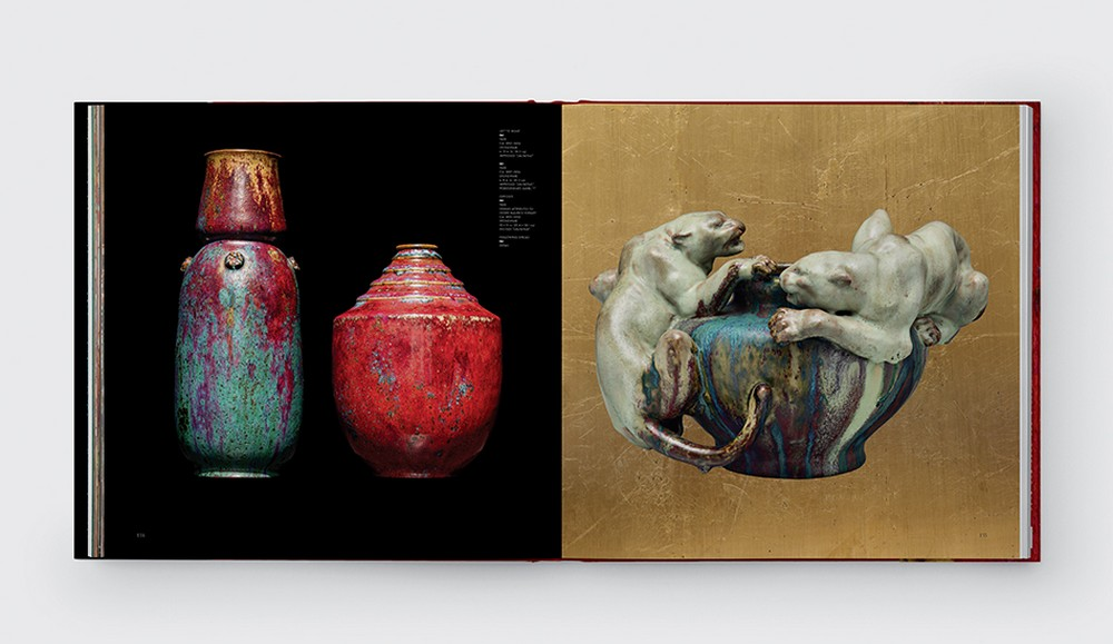Peter Marino Unveils Stoneware Collection in New Adrien Dalpayrat Book 4 peter marino Peter Marino Unveils Stoneware Collection in New Adrien Dalpayrat Book Peter Marino Unveils Stoneware Collection in New Adrien Dalpayrat Book 4