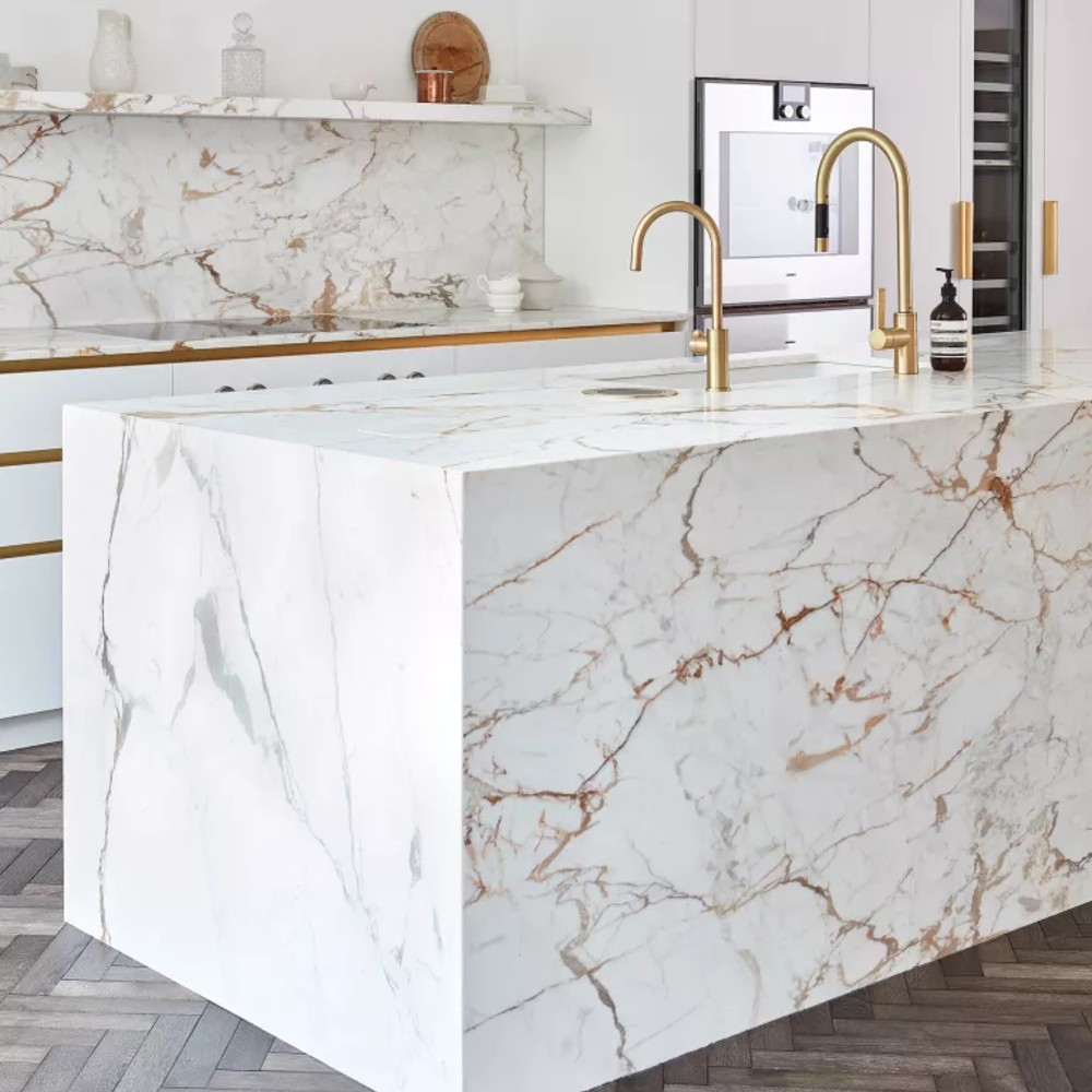Kitchen Decor Trends 2021 - MARBLE kitchen Kitchen Decor Trends for 2021 Kitchen Decor Trends 2021 MARBLE