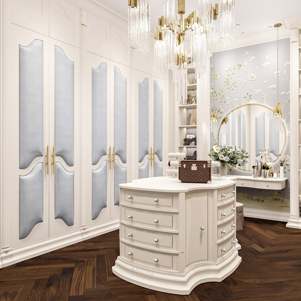 Discern Another Set of Bespoke Hardware Inspirations for Closet Rooms 12 decorative hardware Exclusive Decorative Hardware Inspirations for Polished Dressing Rooms Marvel In Outstanding Dressing Room Designs by Shubox Russia 1