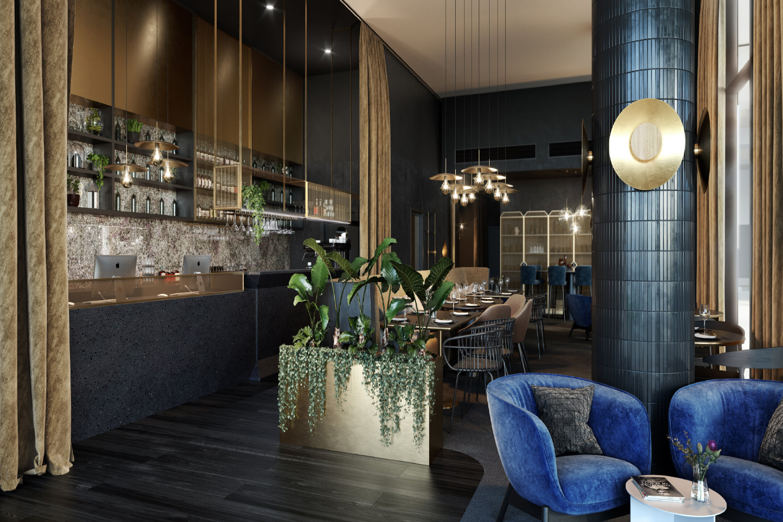 Top 20 Perth Interior Designers top Top 20 Perth Interior Designers Oros Lobby full 1