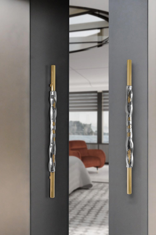 Decorative Hardware 20 Exclusive Door Pulls to Accessorize Your Home 6 door pulls 25 Exclusive Door Pulls to Accessorize Your Home Interiors Decorative Hardware 20 Exclusive Door Pulls to Accessorize Your Home 6