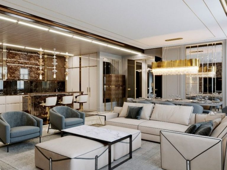 design Design Hubs Of The World – 25 Top Interior Designers From Moscow Dom A Casa Ricca 768x576 1