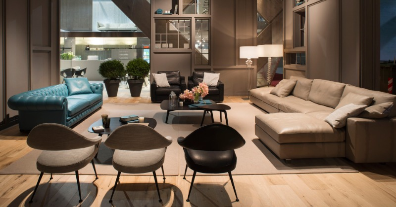 luxury showrooms Find Design Inspiration From the Best Luxury Showrooms in Bucharest 13