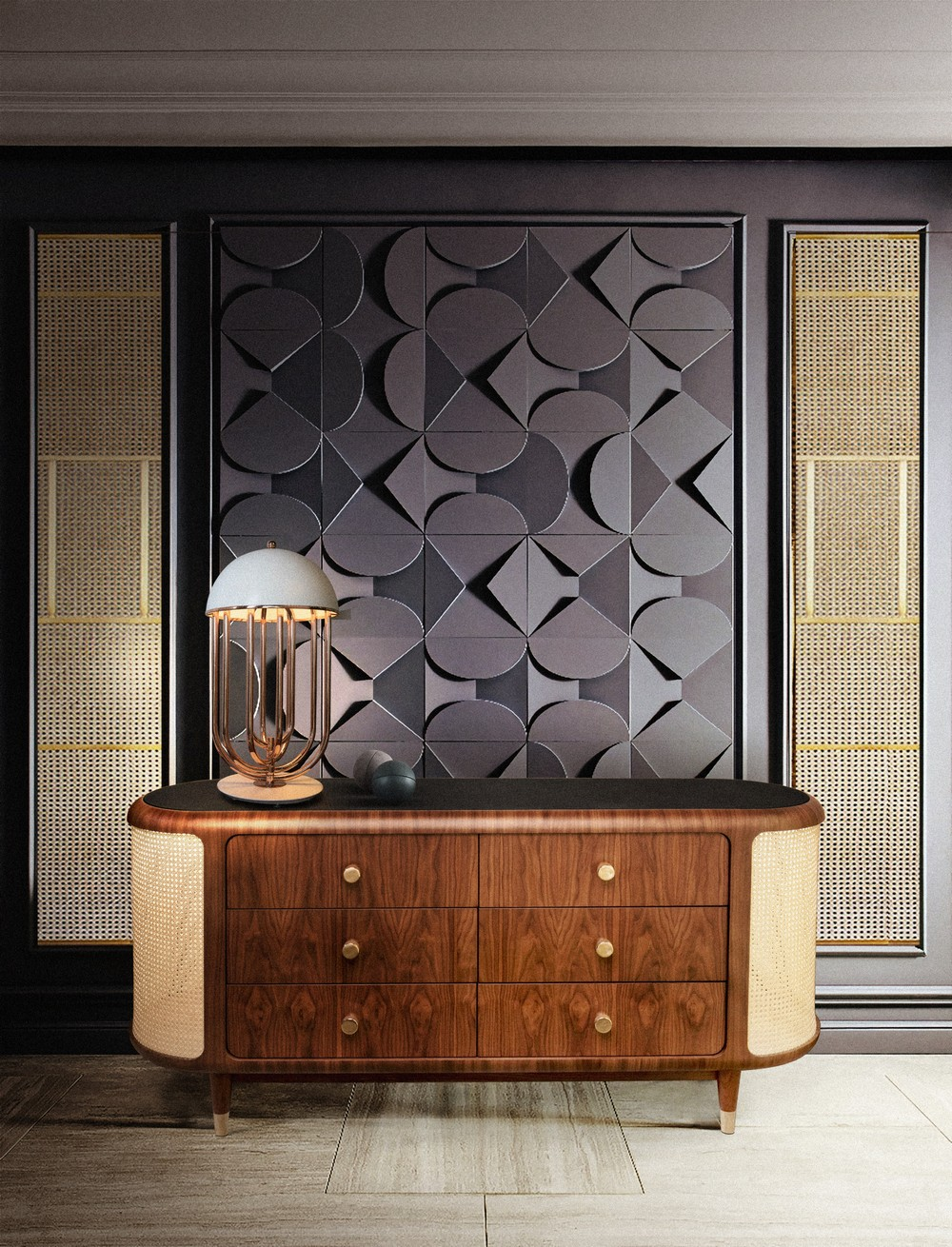 25 Luxury Sideboards Consoles to Consider for a Bold Design Concept 2 luxury sideboards 25 Luxury Sideboards & Consoles to Consider for a Bold Design Concept 25 Luxury Sideboards Consoles to Consider for a Bold Design Concept 2