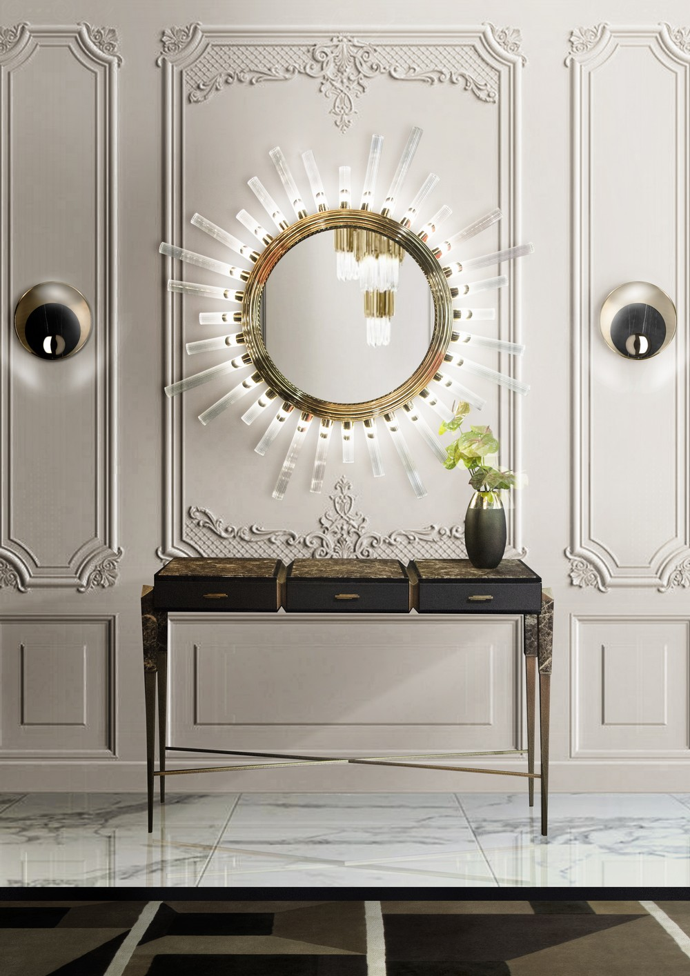 25 Luxury Sideboards Consoles to Consider for a Bold Design Concept 23 luxury sideboards 25 Luxury Sideboards & Consoles to Consider for a Bold Design Concept 25 Luxury Sideboards Consoles to Consider for a Bold Design Concept 23