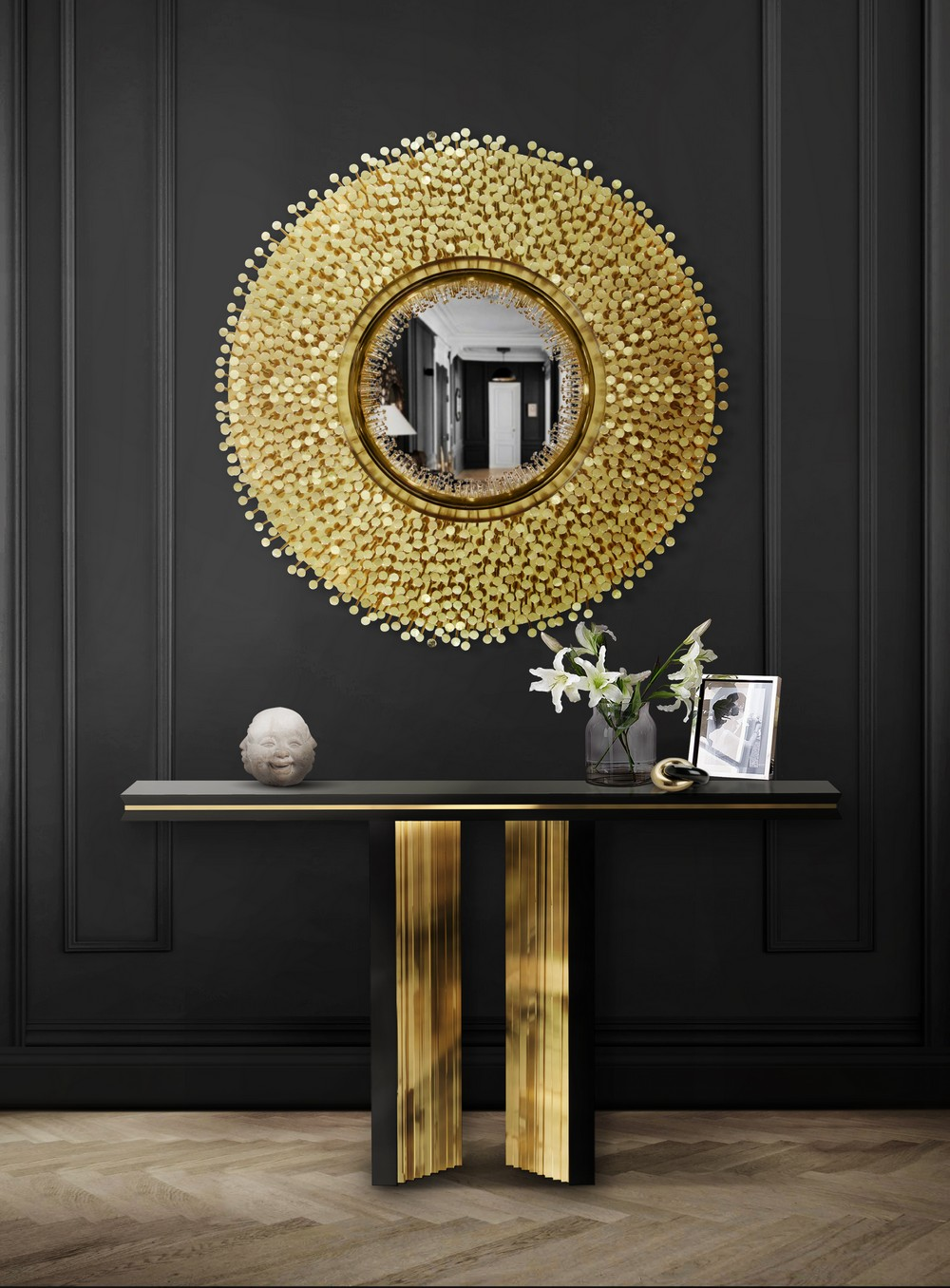 25 Luxury Sideboards Consoles to Consider for a Bold Design Concept 8 luxury sideboards 25 Luxury Sideboards & Consoles to Consider for a Bold Design Concept 25 Luxury Sideboards Consoles to Consider for a Bold Design Concept 8