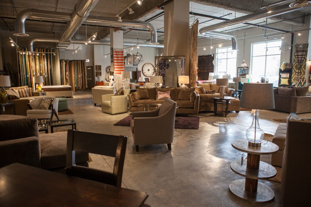 best Best Design Showrooms to Discover in Chicago Roys Furniture 1024x683
