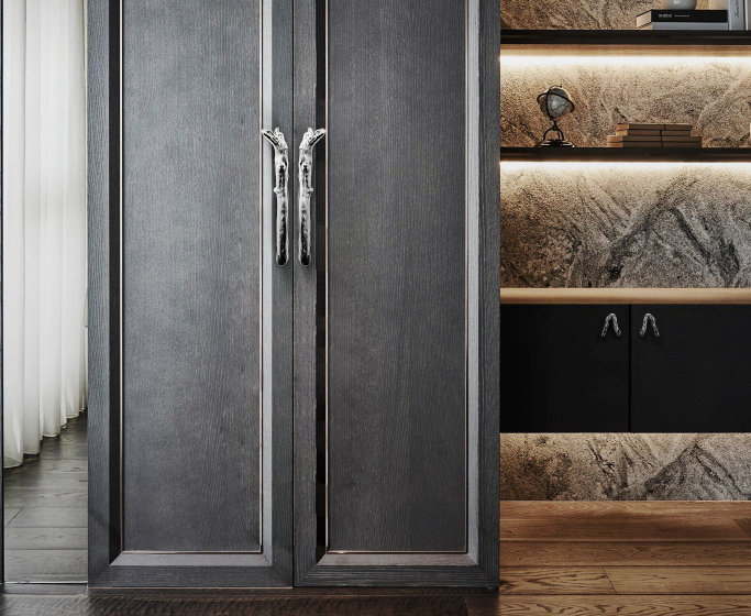 ultimate gray Decorative Hardware Inspirations in Trendy Hues of Ultimate Gray featured 35