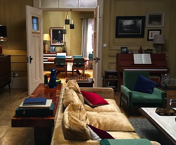 be Be Inspired By The 2021's Oscars Nominees For Best Production Design Be Inspired By The 2021s Oscar Nominees For Best Production Design Father 1