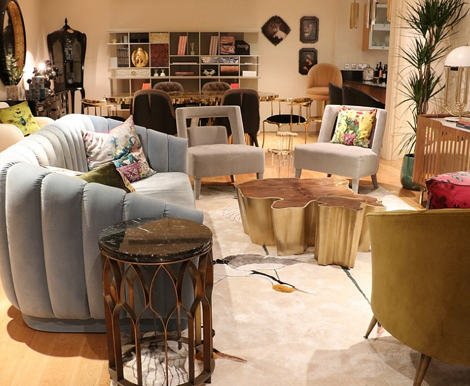 inside the luxurious living room of a private show flat in london Inside The Luxurious Living Room Of A Private Show Flat In London Covet London 27