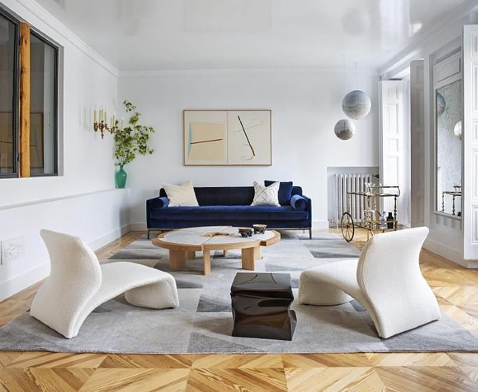 top diseñadores de interiores en madrid Top Diseñadores de Interiores En Madrid Ines benavides