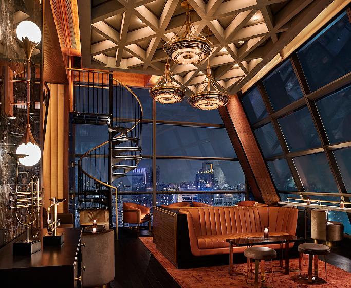 avroko Avroko Design Studio's Unique Design Projects RWBKK Lennons East Lounge