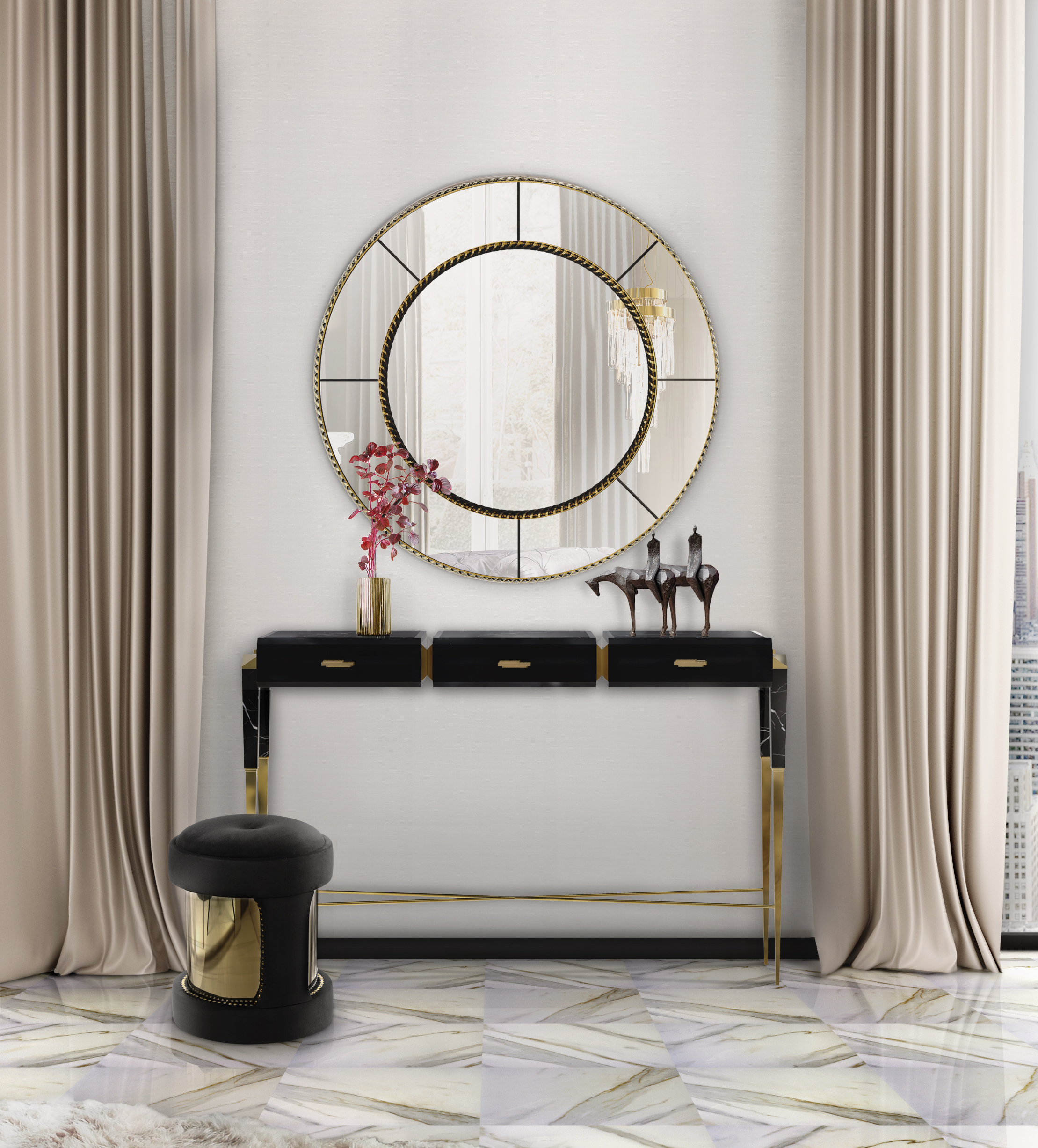 Historically Modern Design Style For Your Projects historically modern design style for your projects Historically Modern Design Style For Your Projects crown mirror cover 01