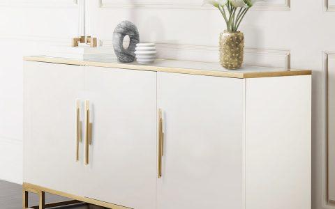 Decorative Hardware To Impress. Skyline Pulls by PullCast decorative hardware DECORATIVE HARDWARE TO IMPRESS Skylinecm3001 sideboard 480x300
