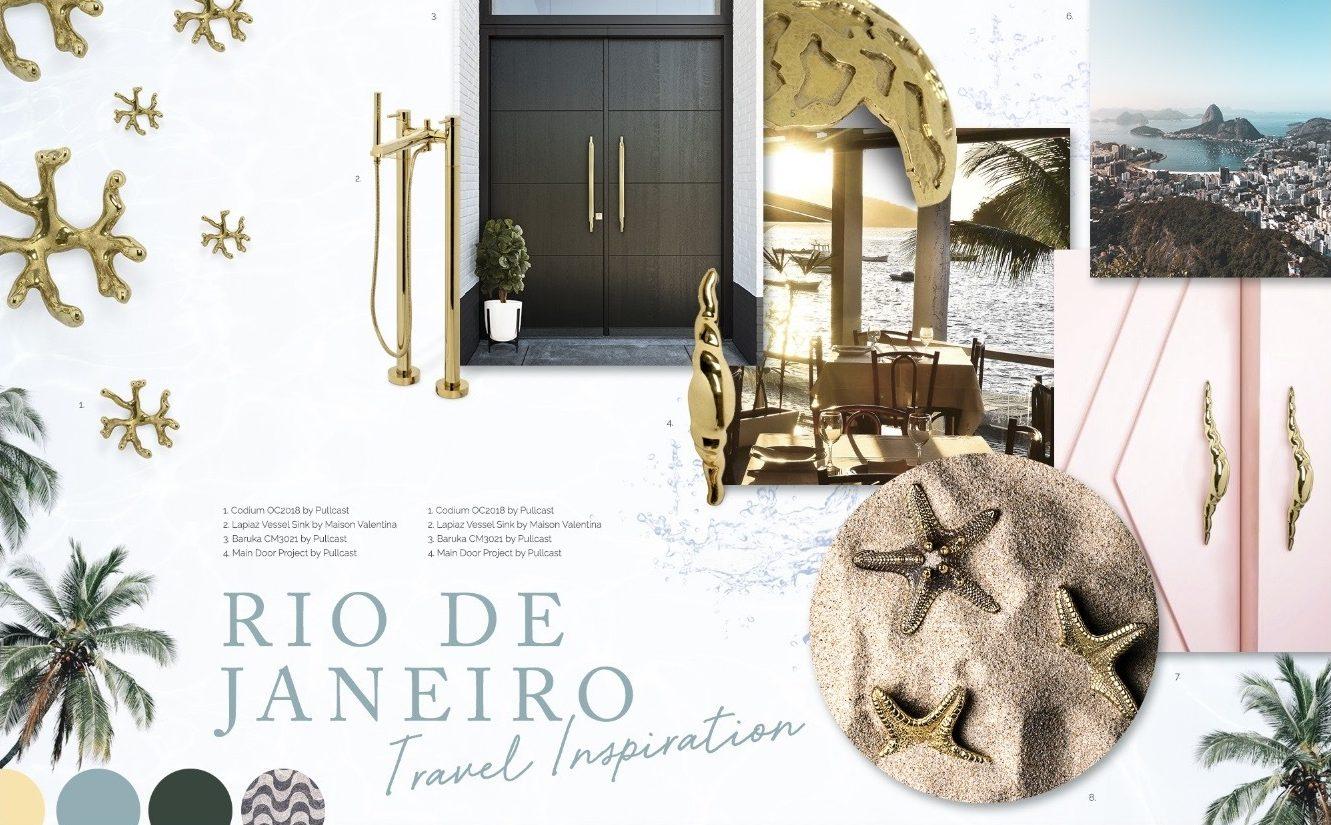 Travel Inspiration For Perfect Interior Design