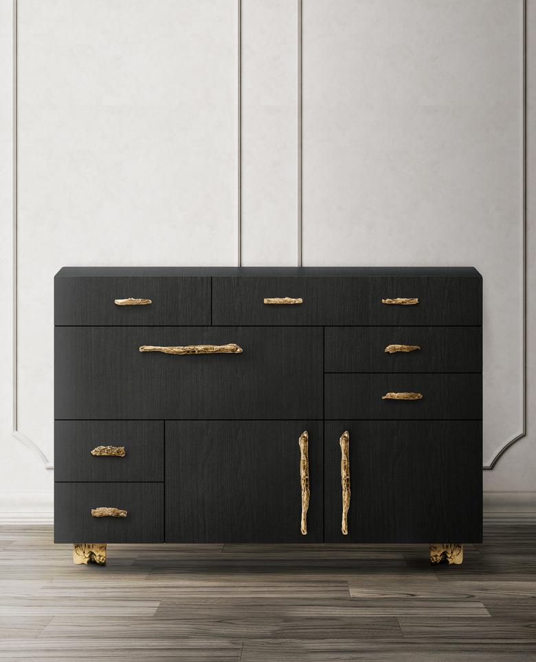Kesya Hardware Family by PullCast in living room design