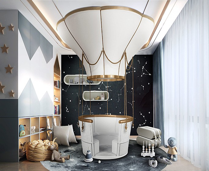 kids bedroom Kids Bedroom: Be Amazed By This Magic Inspirations Be Inspired By These Wonderful Ambiances For Your Kid  s Bedroom7 1